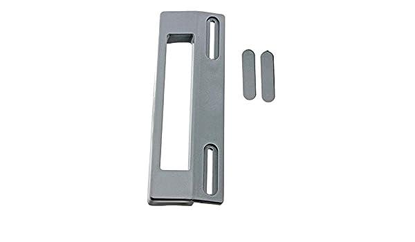Spares2go tirador de puerta para Panasonic nevera congelador (190 ...
