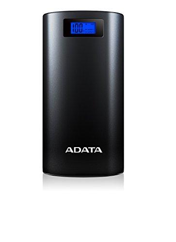ADATA P20000D 20,000mAh Digital Display Flash Light Power Bank