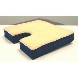 """Fleece Coccyx Gel Cushion 3 ½"""" x 16"""" x 18"""""""