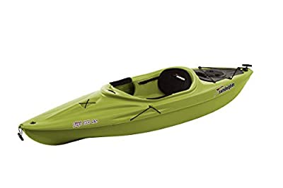 SUNDOLPHIN Fiji 10 SS Sit-in Recreational Kayak - Citrus