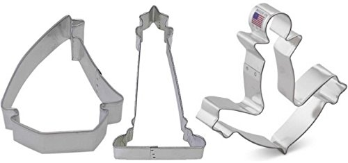3 Piece Sailboat Lighthouse & Anchor Cookie Cutter Set NEW! Birthday Party