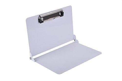 iCarryAlls White Folded Clipboard (Clipboard Fold)