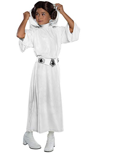 Star Wars Princess Leia Deluxe Child Costume - M