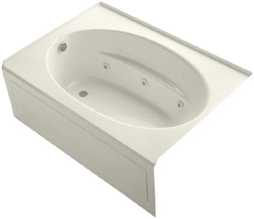 Windward Whirlpool Tub - Kohler 1112-LA-96 Windward Whirlpool Drop-In Tub