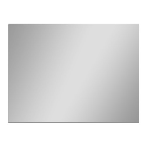 Shatter Resistant Acrylic Mirror - GLOSSY GALLERY Rectangle Shatterproof Acrylic Safety Mirror - 18in x 24in