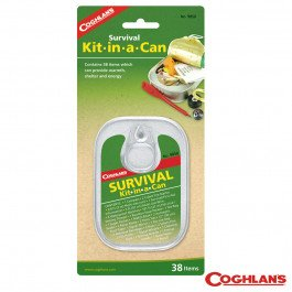 - Coghlan's Survival Kit-In-A-Can