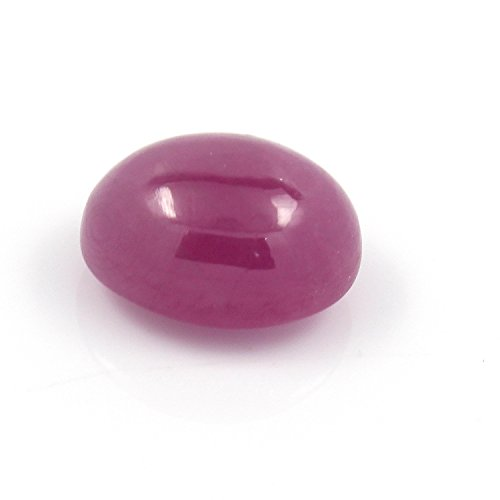 Be You 3.67cts Rouge Couleur Facettes Ovale Forme Naturel Birmane Rubis