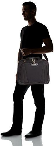 Wenger RV-Businesstasche mit Laptopfach 17 Zoll Deluxe, schwarz, 21 liters, W72992298