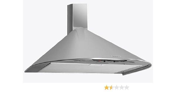 akpo WK de 5 Rondo Turbo 50 Campana/Iluminación halógena/Inox: Amazon.es: Grandes electrodomésticos