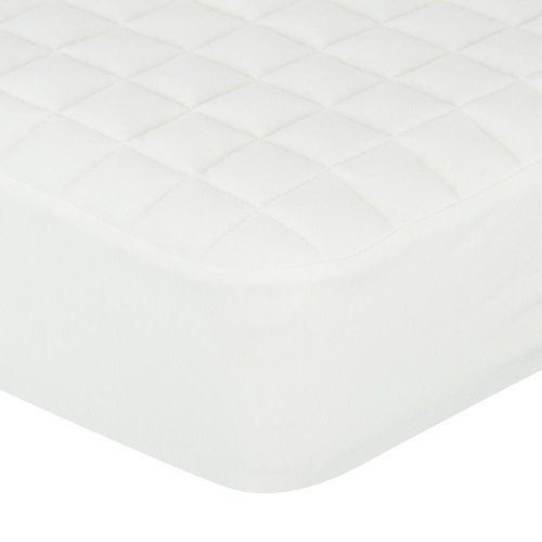 Babies R Us Organic 28 x 52 inch Fitted Mattress Pad