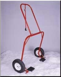 American Manufacturing Inc. Heavy Duty Shop Dolly - Tire and Wheel 8015 ()