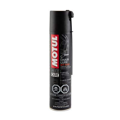 Motul M/C Care Off-Road Chain Lube, 9.3oz