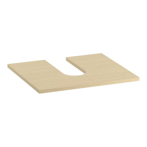 KOHLER K-99677-SH1-1WR Adjustable Shelf for KOHLER K-24-Inch Tailored Vanities with 2 Doors, Natural Maple - Maple Wood Vanity
