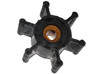 Conversion Electric Kit Toilet - Flexible Impeller for Marine Electric Toilet/head (Boat, Rv) - Five Oceans