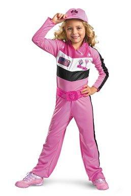 Buy Mattel Race Car Driver Barbie Classic Costume Child S 4 6
