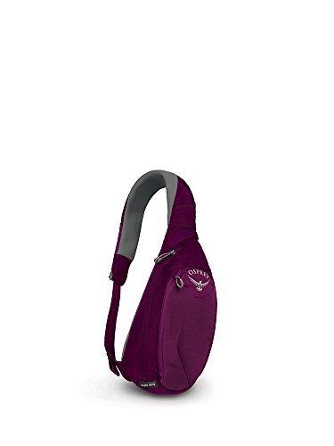 Osprey Packs Daylite Shoulder Sling - Eggplant Purple, Eggplant Purple               , One Size [並行輸入品] B07FGF1YCM