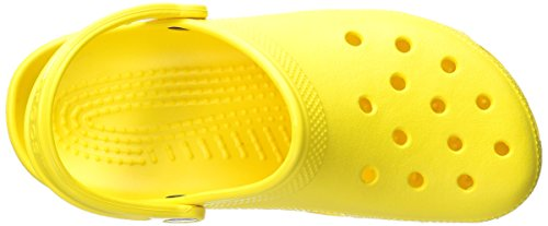 Unisex Lemon Yellow Adult Clogs Park Brook Crocs U4daqpww