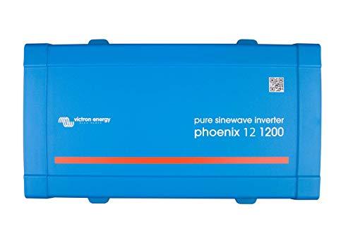 Victron Energy Inverter, Phoenix 12V 1200W 120V