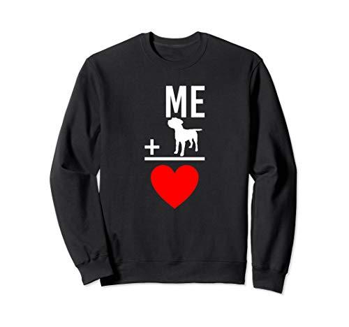 I Love My Border Terrier Sweatshirt ()