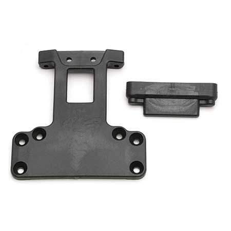 Team Associated Chassis - Team Associated 9818 SC10 Arm Mount/Chassis Plate