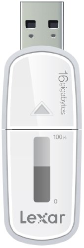 Lexar JumpDrive M10 16GB Secure USB 3.0 flash drive LJDM10-16GBSBNA