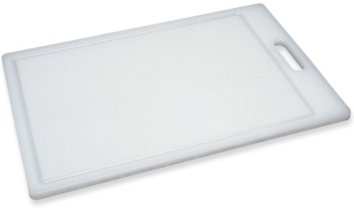 Progressive PCB-1812 Prep Solutions Cutting Board, Juice Grooves, Large Thick Chopping Board, Dishwasher Safe, Measures 17.38