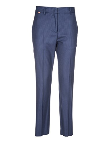 Paul Smith Pantaloni Donna PTXM071TA1048 Cotone Blu