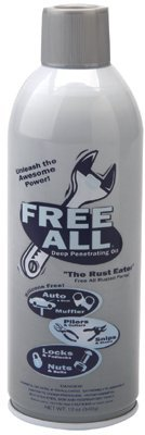 Gasoila Free All Deep Penetrating Oils (11 ounces)(12 Cans)