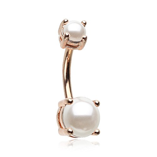 rose-gold-pearlescent-shine-prong-set-belly-button-ring