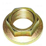 27mm-2.0 x 18mm Spindle & Axle Nut