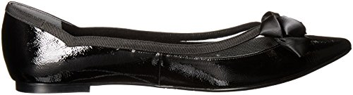 Black J Allitson Flat Toe Renee Pointed Women's xwwErZYq1