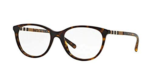 Burberry Eyeglasses BE 2205 3002 Havana 52mm