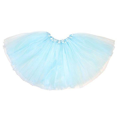light blue ballet tutu - 3