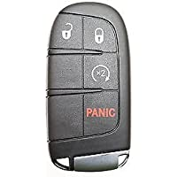 DODGE 68066350 AG Factory OEM KEY FOB Keyless Entry Remote Alarm Replace