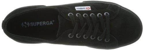 Superga, zapatillas para hombre negro - Noir (A09 Full Black)