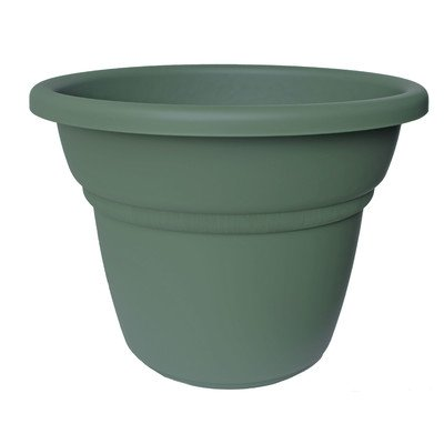 Bloem 20in Milano Planter Living Green MP162042, 6 pack by Bloem