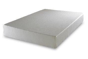 Flex Bonnell Spring colchón ortopédico de espuma de memoria - doble (135 x 190 cm), color blanco: Amazon.es: Hogar