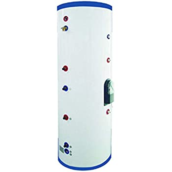 Indirect Hot Water Heater 40 Gallons 1 Coil Amazon Com