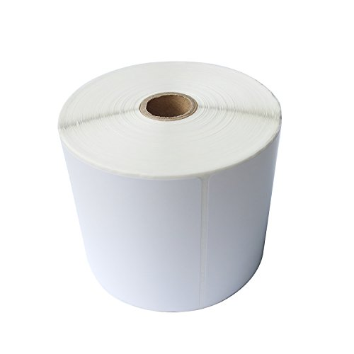 Linkage Labels - 1 Roll of 500 Labels 4x 6 Direct Thermal UPS, USPS, Fedex Shipping Mailling Label For 1