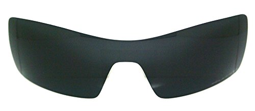 Polarized Replacement Lenses for Oakley Oil Rig Sunglasses (Black) - Rig Polarized Oil Lens