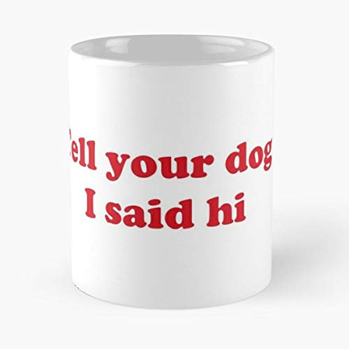 (Dog Doggies Dogoo Pupper Ceramic Coffee Mugs 11 Oz - Funny Best Gift)