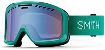 Smith Optics Project Adult Snow Goggles (Jade, Blue Sensor Mirror)