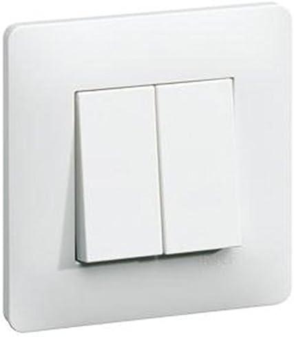 Double interrupteur va et vient complet Essensya