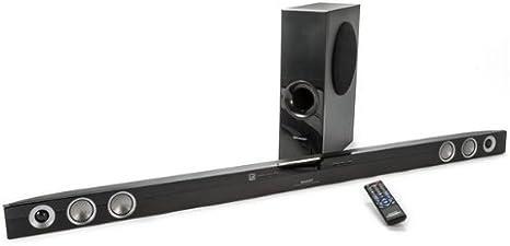 SHARP HT-SB60 - Barra de sonido + Cable óptico F3Y092BF2M: Amazon.es: Electrónica