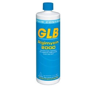 GLB Algimycin 2000 Algaecide 4 Gallons by Advantis Technologies