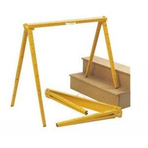 Lombarte Caballete Regulable (2 unidades, peso má x. 150 kg) peso máx. 150 kg) Lombarte Machinery