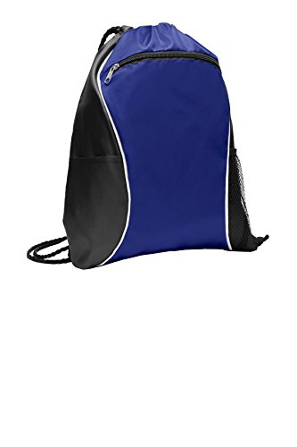 Port Authority BG613 Men's Fast Break Cinch Pack Hyper Blue One Size
