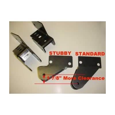 M.O.R.E. 7686-1SBNP Shackle Reversal Systems (S.R.S.)