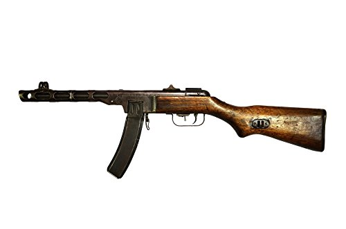 Russian PPSh-41 submachine gun 1941 era Poster Print (34 x - Ppsh Gun Submachine