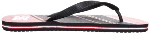 Red DC Graffik Sandal Athletic Spray White Men's CCRqwzS